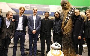 Will & Harry: Heimlich im neuen Star Wars