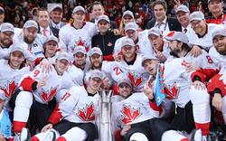 Kanada gewinnt World Cup gegen Team Europa