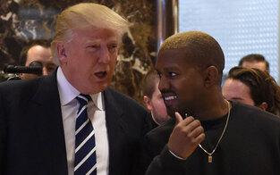 Kanye West löscht seine Trump-Tweets