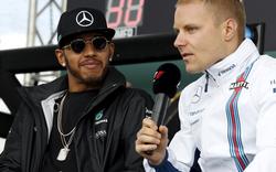 Mercedes: Hamilton eröffnet Psychokrieg
