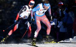 Ustjugow schnappt sich Skiathlon-Gold