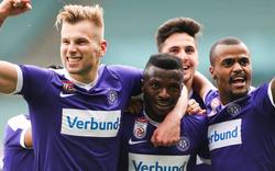 4:1-Triumph: Austria hängt Sturm ab