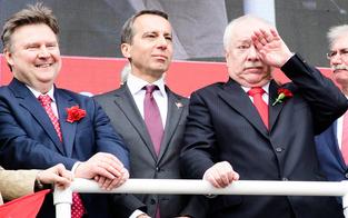 Häupl-Nachfolge: Wer kann Wiener Bürgermeister werden?