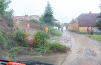 Unwetter tobten über das Land