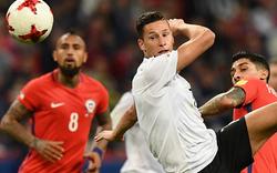 Gegen Chile: DFB erkämpft sich 1:1