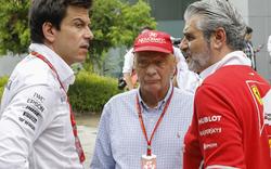 Titel-Kampf: Lauda spottet über Ferrari
