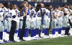 NFL-Spieler müssen während Hymne stehen