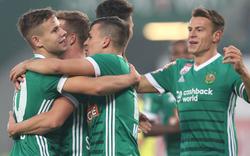 1:0 - Rapid schießt Austria in die Krise