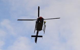 Netz rätselt um nächtlichen Heli-Einsatz in Wien