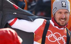 Kuriose Ehre für Olympia-Held Hirscher