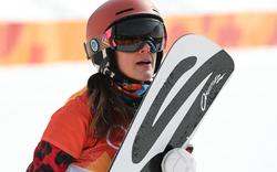 Knalleffekt um Snowboarderin Dujmovits
