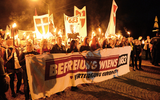 """Demo-Duell"" am Kahlenberg"