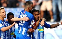 Lazaro netzt und zaubert Hertha BSC an Tabellenspitze