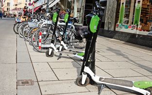 E-Scooter-Verbot: Folgt jetzt Wien?