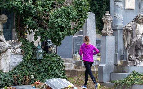 Ein Friedhof ist Wiens schönster Platz
