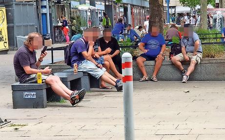 Streit um die Alko-Szene von Floridsdorf