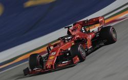 Ferrari-Doppelsieg! Vettel holt sich vor Leclerc Singapur-GP