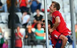 Sieg gegen Tirol: Rapid jetzt schon Zweiter!