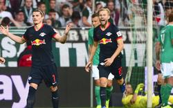 Sabitzer Traumtor bei Leipzigs 3:0-Sieg