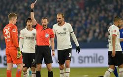 Brutalo-Foul schockt Bundesliga