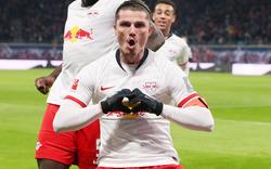 Werner & Sabitzer schießen Leipzig zum Sieg