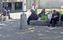 "Alko-Szene Floridsdorf: Obdachlose ""erobern"" Bahnhof"