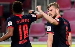 Tor-Spektakel bei Leipzig-Sieg über Köln, Bayern marschieren weiter