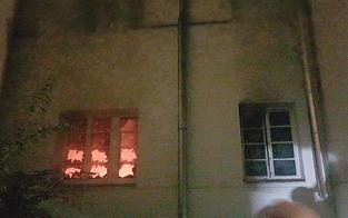Zimmerbrand in Wien: Eine Person verletzt