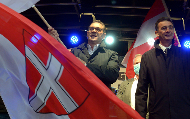 """Wirbel um Strache-Vize Baron wegen """"Nötigung"""""""