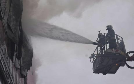 Alarmstufe 2! Großeinsatz bei Brand in Wien-Donaustadt