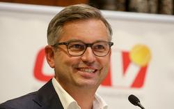 ÖVP-Staatssekretär Magnus Brunner wird neuer ÖTV-Präsident