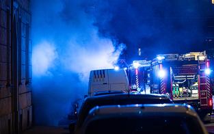 5. Brand in Gebäude in einer Woche