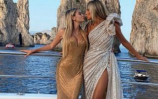 Model-Show bei Sommer-Gala