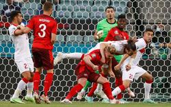 3:1 - Schweiz schießt Türkei aus der EURO
