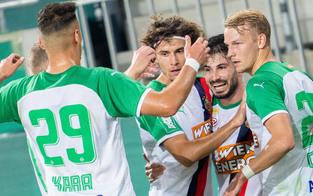 Rapid plant schon für Europa League
