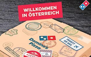 Ab heute: Domino's Pizza startet in Wien