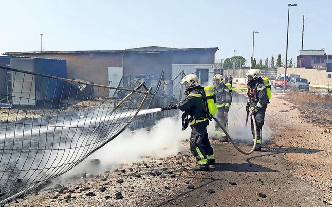 Großbrand im Süden Wiens