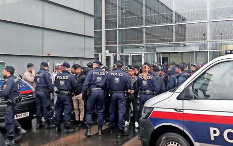 Praterstern-Chaos: 100 Polizisten fehlen