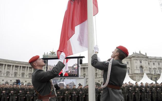 Die Bilder zum Nationalfeiertag