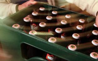Kärntner bewarfen Polizei mit Bierkiste