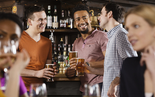 Trend: Ausgeh-Spaß ohne Alkohol
