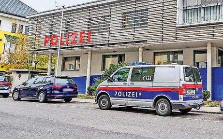 Anrufer drohte mit Blutbad unter Polizisten