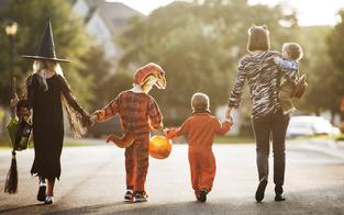 So denkt man in Österreich über Halloween