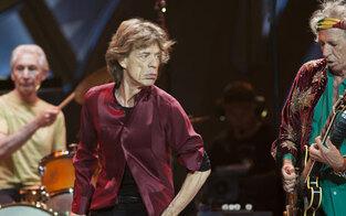 Rolling Stones: Ganzes Album live?