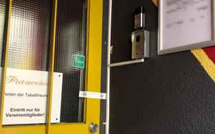 Verbot umgangen: Erster Raucher-Klub macht zu