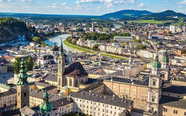 Diese Prominenten kommen aus Salzburg