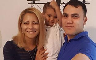 Happy End: Familie darf jetzt doch im Land bleiben