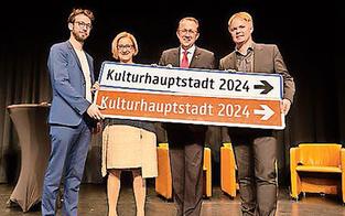 St. Pölten stellt sich heute der Kulturstadt-Jury