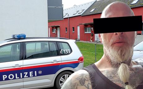 Messer-Mord: Rocker-Boss schwört Rache