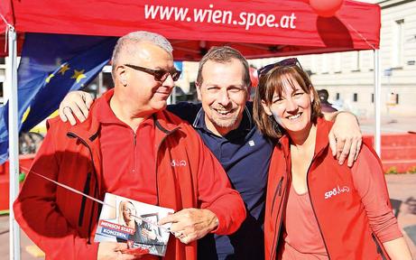 Intrigenstadl Margareten: Schlägt sich SPÖ selbst?